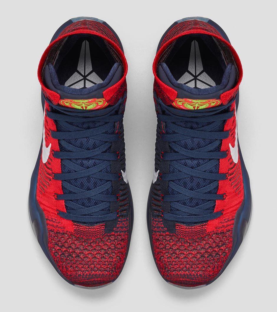 "feefd6317667 Kicks Of The Day  Nike Kobe 10 Elite ""American"" – dmfashionbook.com ..."