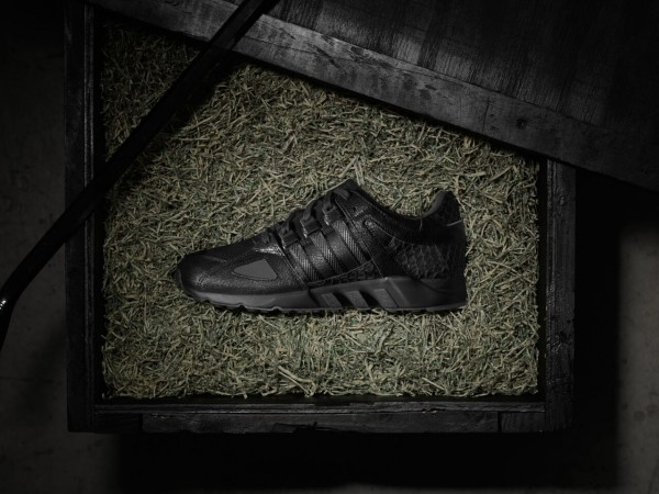 adidas Originals Reveals the King Push x EQT Running Guidance '93 in Collaboration with Pusha T22