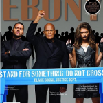 Jesse Williams, Harry Belafonte & Zendaya For Ebony Magazine December 2015/January 2016 'Power 100 Issue'