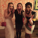 Keke Palmer Draped In Jeremy Scott's Moschino At 'Scream Queens' Screening