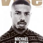 Michael B. Jordan Covers VIBE's November 2015 Digital Cover