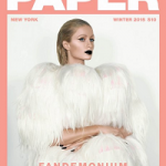 Paris Hilton Opted For Upscale Fashion In Paper Magazine; Outfitted In Mugler, Hood By Air, Rick Owens, Dora Abodi & Murmur