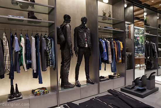 Fashion Brand Diesel Opens New Store In New York10