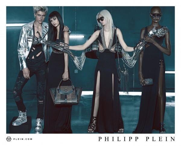 Philipp Plein SS '16 Campaign 3