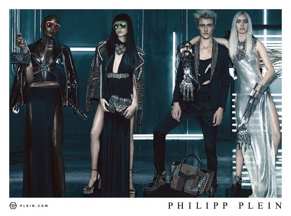 Philipp Plein SS '16 Campaign 6