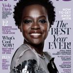 Viola Davis Is InStyle Magazine's January 2016 Cover Star