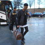 NBA Style: D'Angelo Russell & Draymond Green Spotted In Daniel Patrick