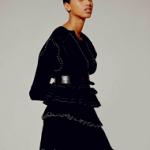 Fashion Model Imaan Hammam For i-D Magazine Winter 2015 Issue