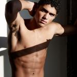 Model Torin Verdone By Victor Rodriguez