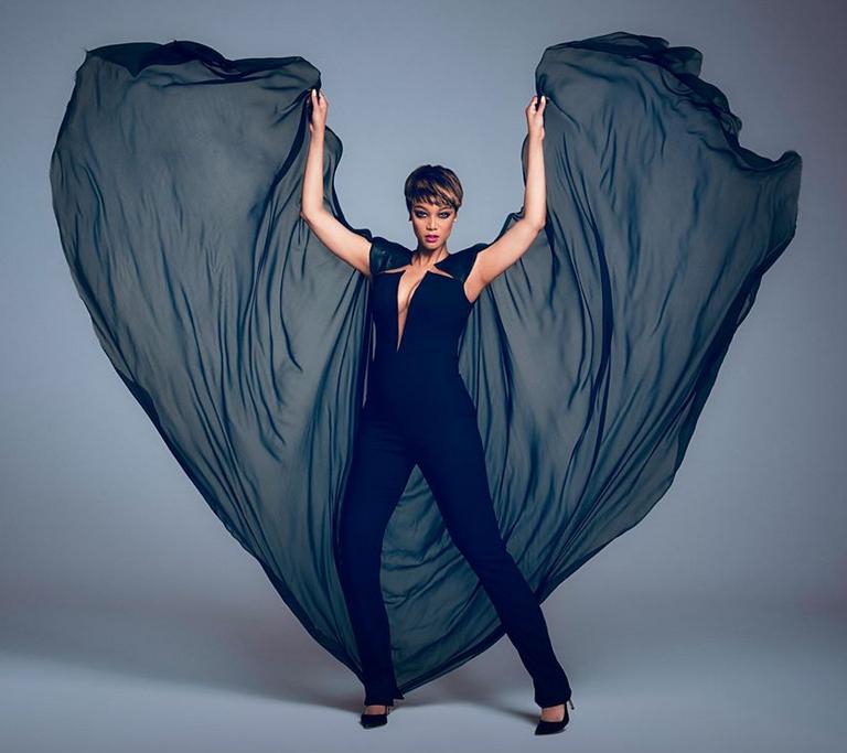 Tyra Banks Clothing Line: Tyra Banks On Changing High End Fashion, Leaving FABLife