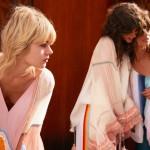 Chloé's Spring 2016 Ad Campaign Star Antonina Petkovic, Ilvie Wittek, Céline Bouly & Ari Westphal