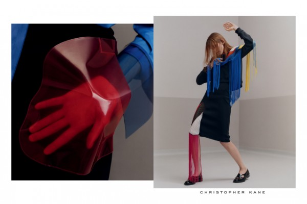 Christopher Kane Launches First Ad Campaign