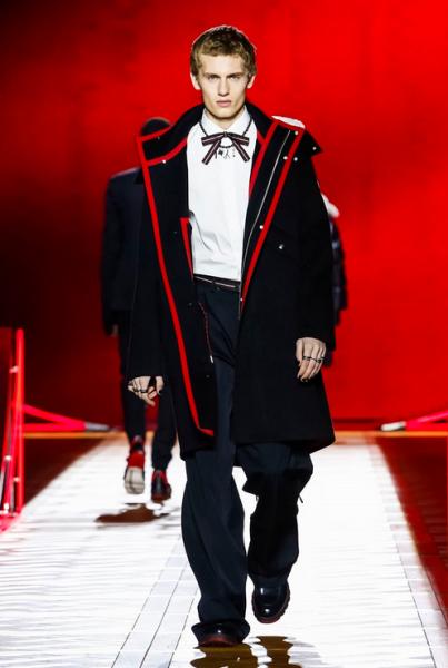 Dior Homme Fall Winter 2016 Menswear 1