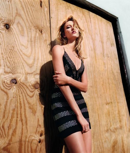 Fashion Model Karlie Kloss Returns As Face Of Topshop10