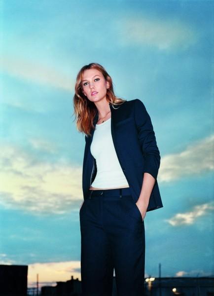 Fashion Model Karlie Kloss Returns As Face Of Topshop12