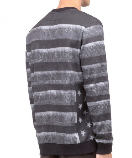 Givenchy American Flag-print Sweater2