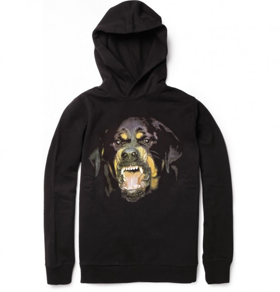 Givenchy 'Rottweiler' Sweatshirt