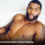 Hits The Floor's Rob Riley Covers Kontrol Homme Magazine