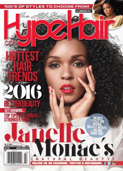 Hype Hair Magazine Jan Feb 2016