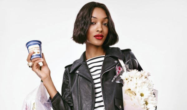 Jourdan Dunn And A Diverse Group Of Models For Kate Spade's Spring 2016 Campaign 1