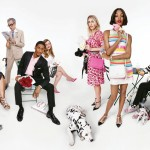 Jourdan Dunn And A Diverse Group Of Models For Kate Spade's Spring 2016 Campaign