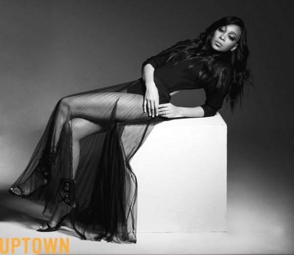 Monica For UPTOWN Magazine 4