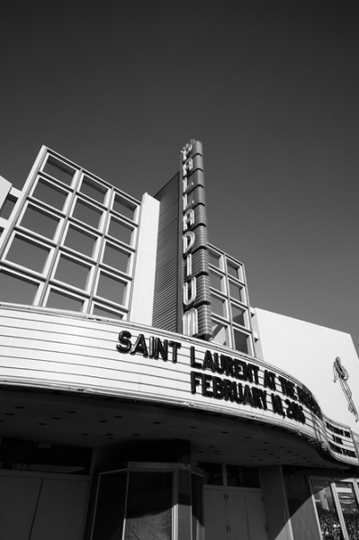 Saint Laurent Will Present Its Fall 2016 Collection In Los Angeles1