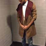 "NBA Kicks: Allen Crabbe Rocks Maison Margiela Distressed ""Future"" Ankle Strap Sneakers"