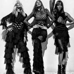 Balmain Enlists 90s Supermodels Naomi Campbell, Cindy Crawford & Claudia Schiffer For Its SS16 Ad