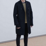 "Brooklyn Beckham Draped In Burberry; Plus He Rocked ""Black"" adidas Originals x Yeezy Boost 750"