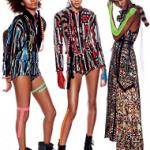 Vogue Japan February 2016: Fashion Models Anais Mali, Binx Walton, Herieth Paul, & Marga Esquivel