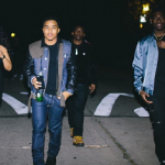 Celeb Style: Justin Combs & Kevin Hart Sported The Same Dsquared2 Denim Jacket
