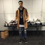 NBA Style: Courtney Lee In Givenchy