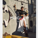Mugler's Spring 2016 Campaign Featuring Doutzen Kroes