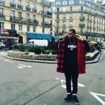 Paris Fashion Week: Victor Cruz Wears Givenchy, Romeo Hunte And OFF-WHITE