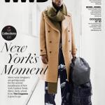 Fashion Model: Sheani Gist Covers WWD Magazine In Tim Coppens