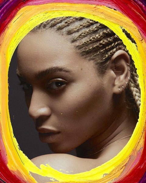 Beyoncé for Garage Magazine
