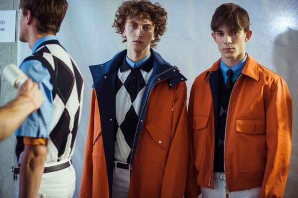 Dior Homme's 'Les Essentiels' Spring Summer 2016 Advertisement 2