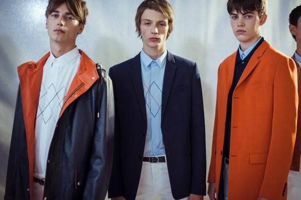 Dior Homme's 'Les Essentiels' Spring Summer 2016 Advertisement 3