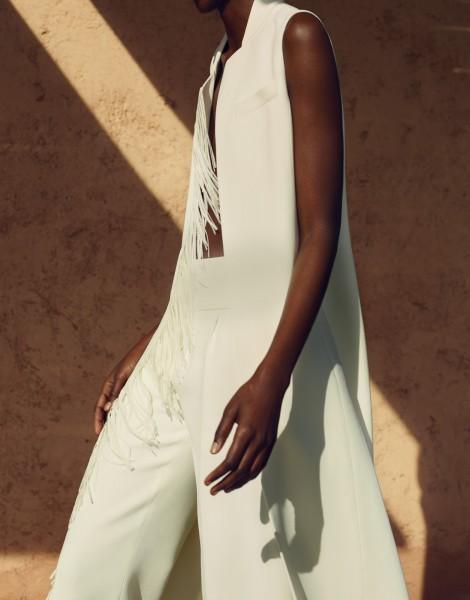 Fashion Model Aamito Lagum For Porter Magazine Spring 2016 #13 3