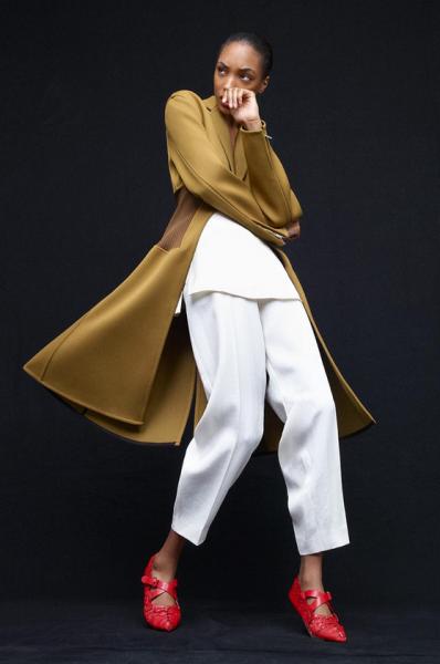 Fashion Model Jourdan Dunn For ES Magazine14