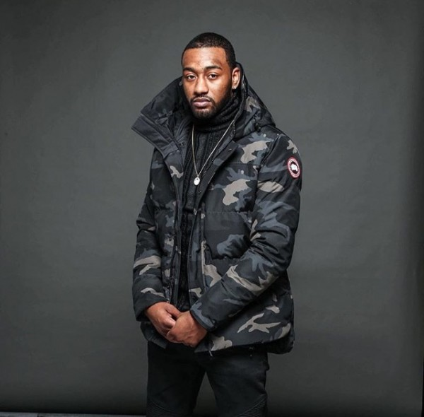 Art Wall Jr Green Jacket : John wall karl anthony towns outfitted in a canada goose