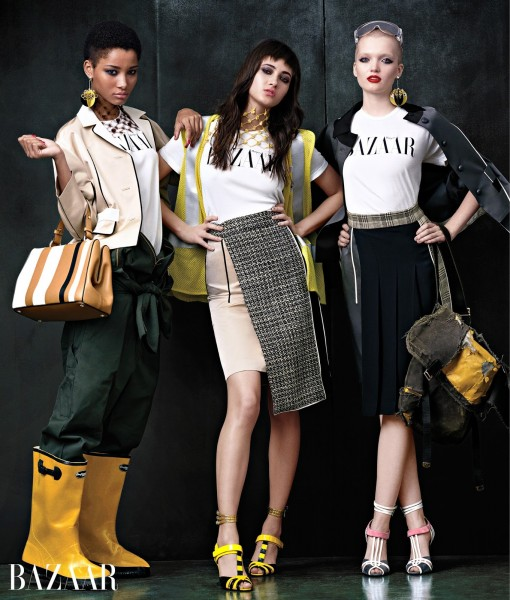 Harper's Bazaar March 2016 2