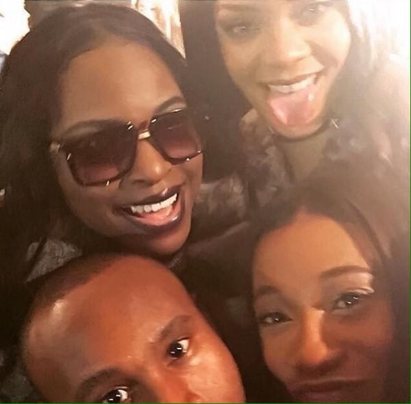 Iconic Female Rapper Foxy Brown Attends Rihanna's Fenty x Puma Show At New York Fashion Week 5