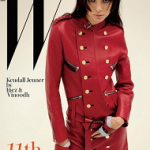 Kendall Jenner Covers The March 2016 Issue Of W Korea Magazine