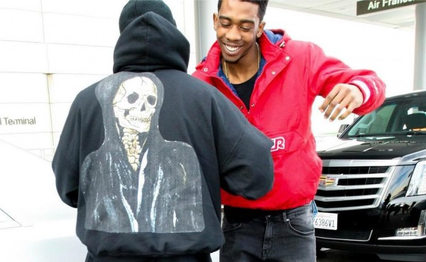 Kanye West Signs Brooklyn Rapper Desiigner To His G.O.O.D. Music Imprint 2