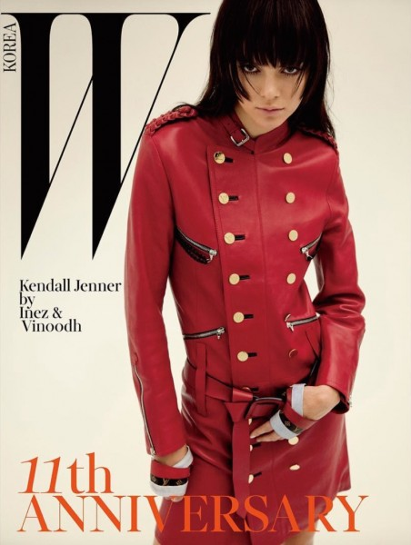 Kendall Jenner CoverS The March 2016 Issue Of W Magazine 3