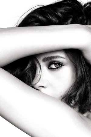 Model Kristen Stewart Is The New Face Of Chanel's Makeup Line