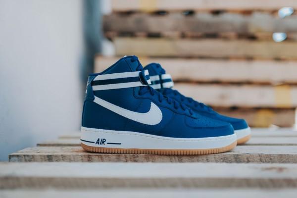 Nike Air Force 1 High 07 Coastal Blue2