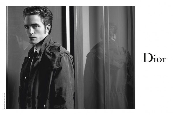 Robert Pattinson Fronts Dior Homme Fall 2016 Ad Campaign 2